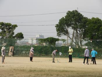 グラウンド・ゴルフ(1)