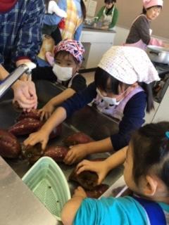畑の学校収穫祭